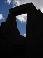 Peru Doorway